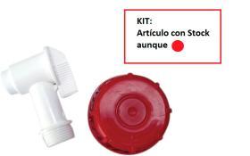 LAMPA 08009A - EMBUDO + ALARGADOR
