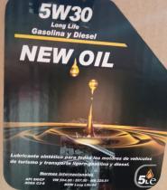 NEWOIL 105 - ACEITE NEW OIL 5W30 C3 LL 200 L