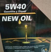 NEWOIL 205 - ACEITE NEW OIL 5W40 C3 200 LITROS